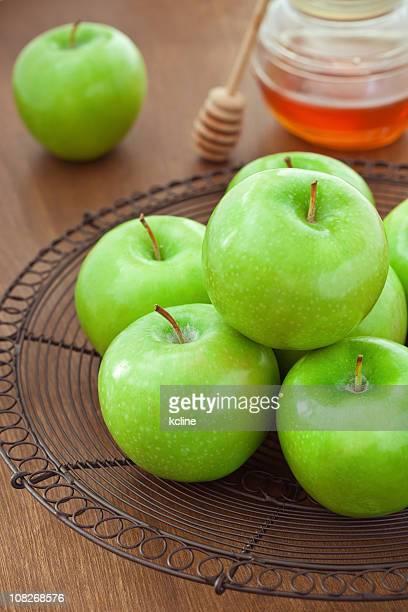 ハチミツ&リンゴ