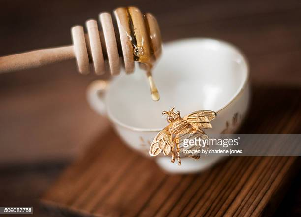 Honey Bee Teacup