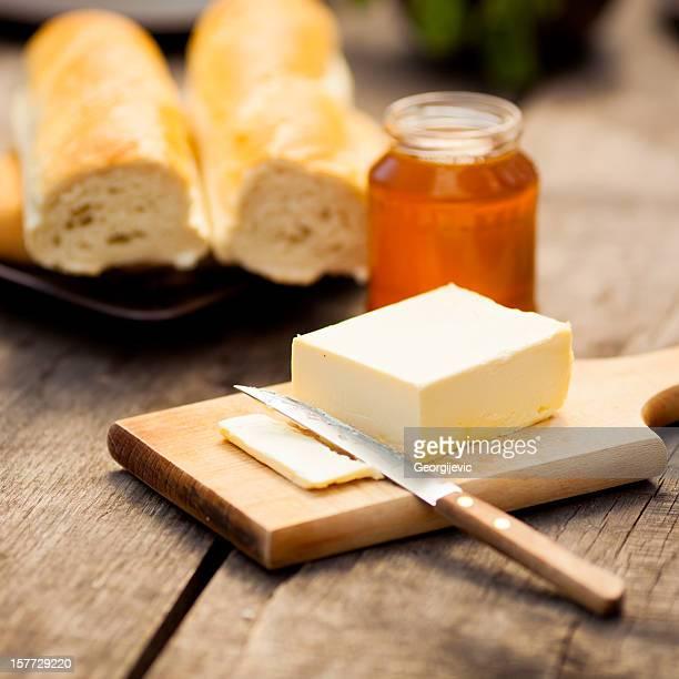 Honey Frühstück