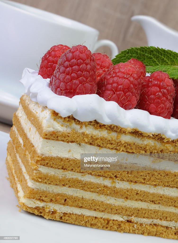 honey cake : Stockfoto