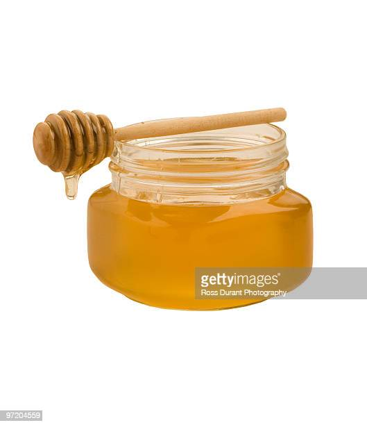 honey in jar - honey ross stock pictures, royalty-free photos & images