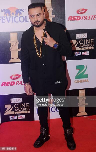 Honey Singh at Zee Cine Awards 2016 in Mumbai