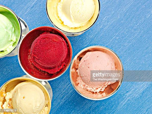 Honey Vanilla Ice Cream Strawberry Ice Cream Peanut Butter Ice Cream Pear Sorbet and Cherry Blossom Sorbet are just a few of the many desserts...