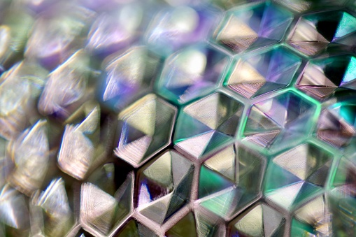 Honeycomb Glass Surface - gettyimageskorea