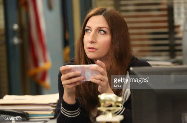 NINE Honeymoon Episode 601 Pictured Chelsea Peretti as Gina Linetti