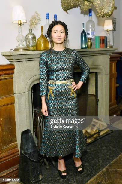 Hong Chau at the DOWNSIZING premiere party hosted by GREY GOOSE Vodka and Soho House on September 11 2017 in Toronto Canada