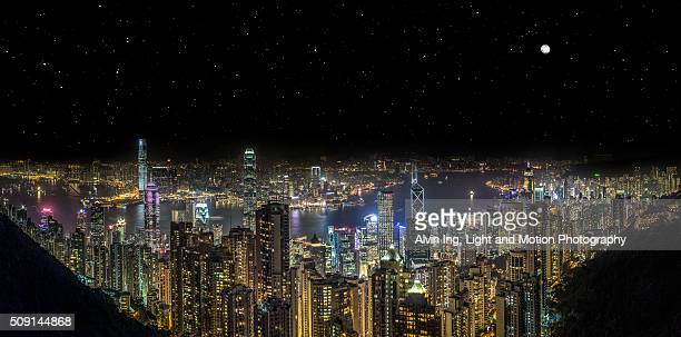 Hong Kong - A Blended City