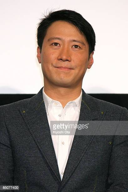 Hong Kong actor Leon Lai attends the 'Forever Enthralled' Japan Premiere at Shinjuku Piccadilly on February 25 2009 in Tokyo Japan The film will open...