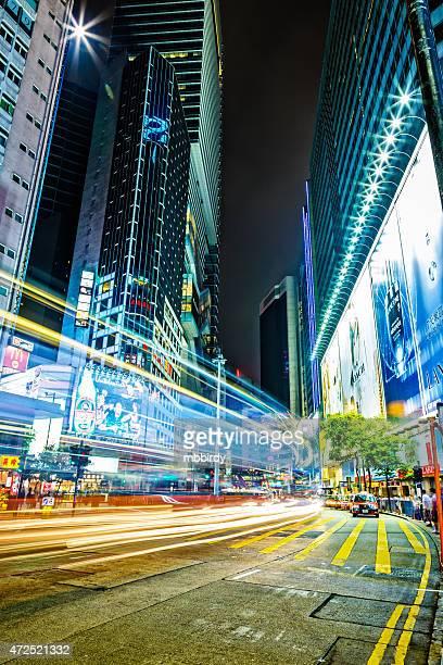 Hong Kong bei Nacht, Hennessy Road