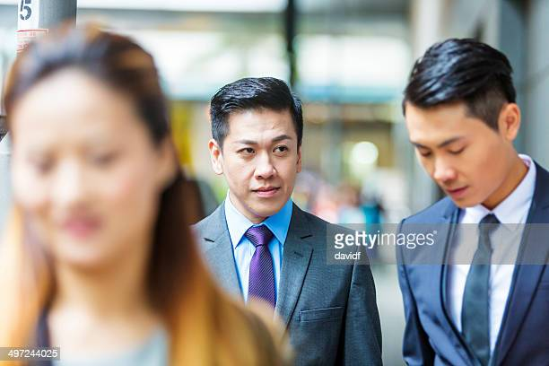 Hong Kong Businesspeople
