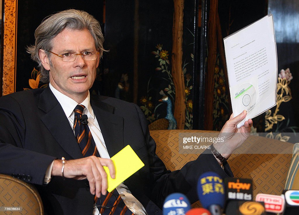 Feng Shui Master jonathan n midgley lawyer for feng shu pictures getty images