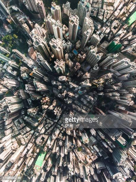 hong kong city - national landmark stock pictures, royalty-free photos & images