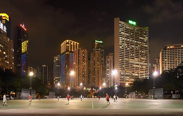 Hong Kong Football