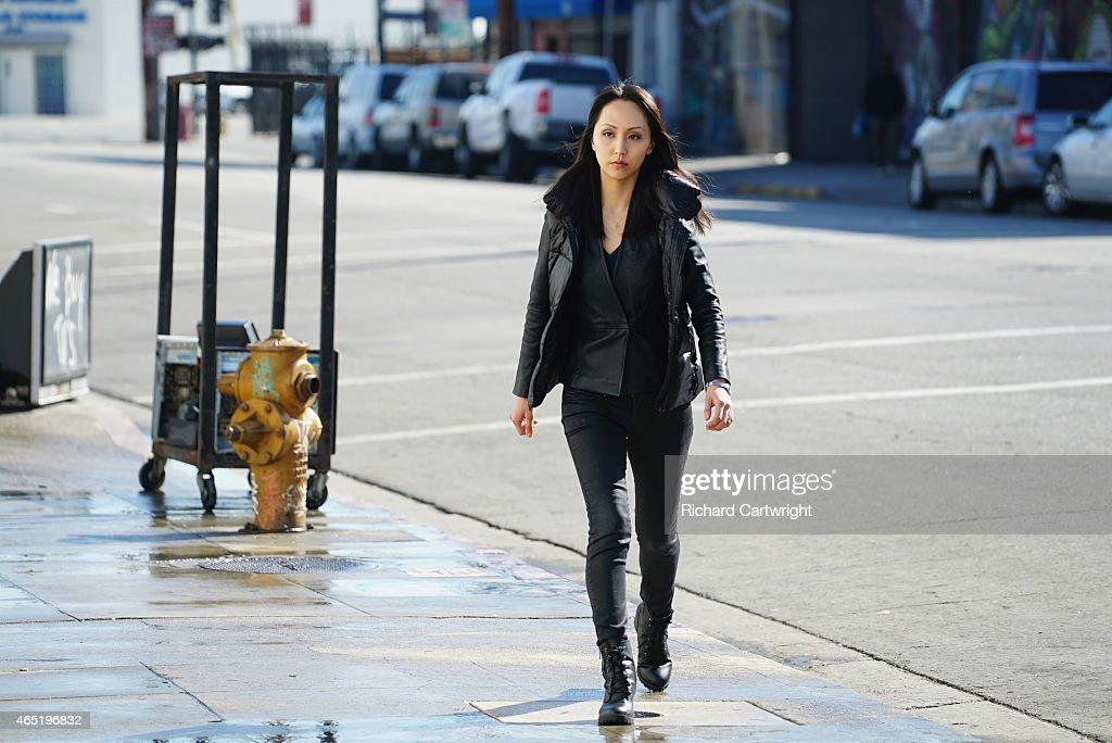 """ABC's """"Castle"""" - Season Seven : Fotografía de noticias"""
