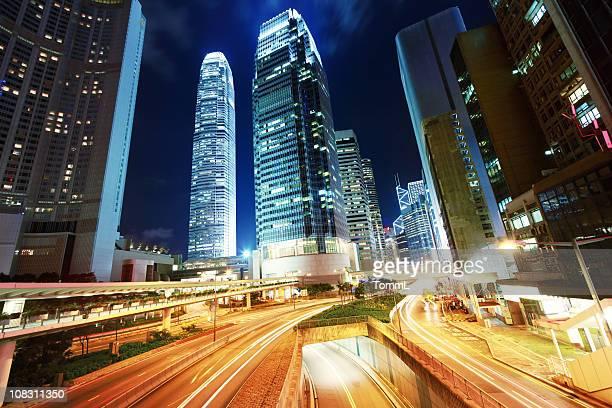 Hong Kong, IFC towers