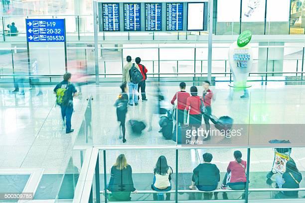 Hong Kong International Airport, Asia