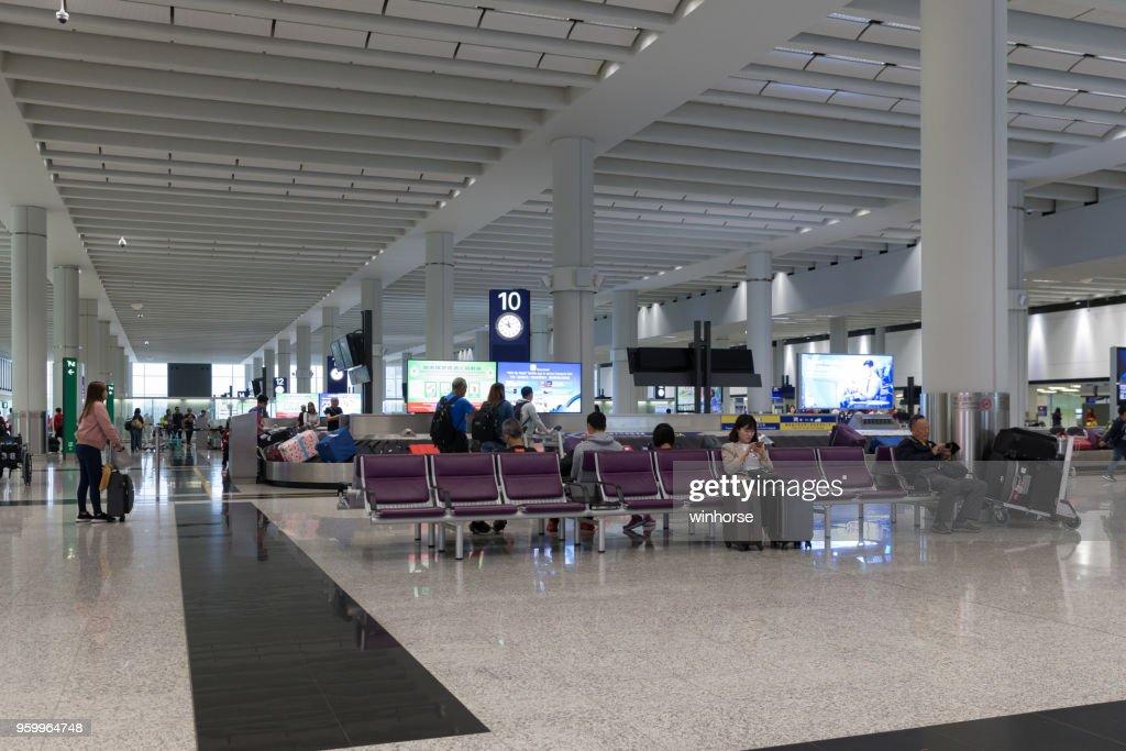 Hong Kong International Airport : Stock-Foto