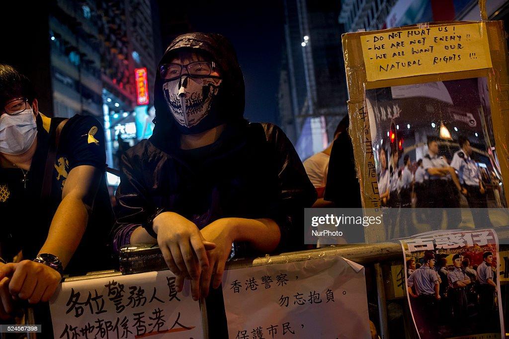 Hong Kong's disobidience remains strong : Nieuwsfoto's