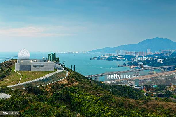 Hong Kong observatory at Tai Lam