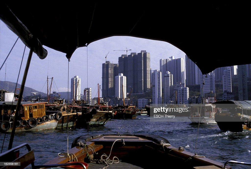 Hong Kong Panorama Pictures Getty Images