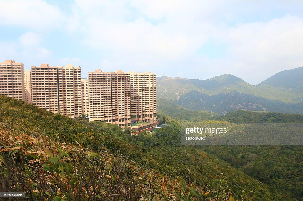 hong kong parkview : Stock Photo