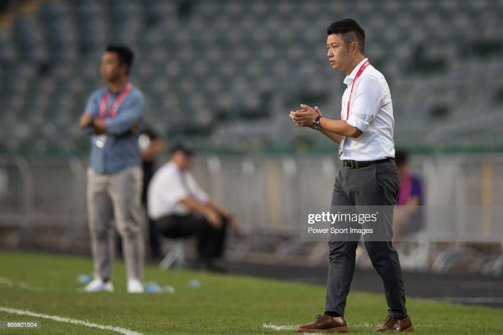 Hong Kong Premier League Week 4 : News Photo