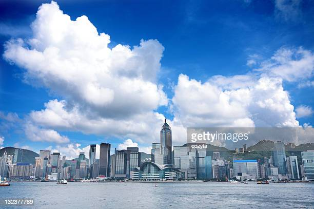 hong kong - hong kong stock pictures, royalty-free photos & images