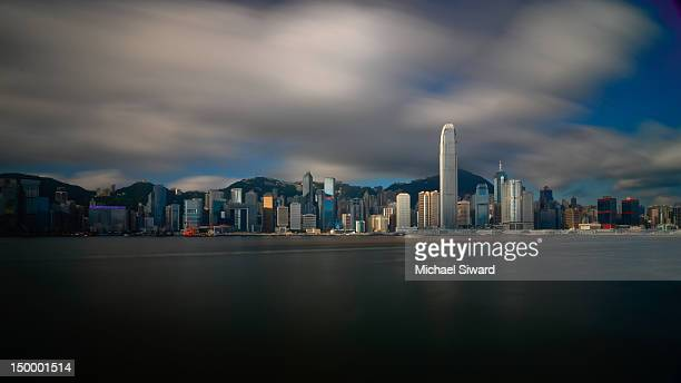 hong kong - michael siward stock pictures, royalty-free photos & images