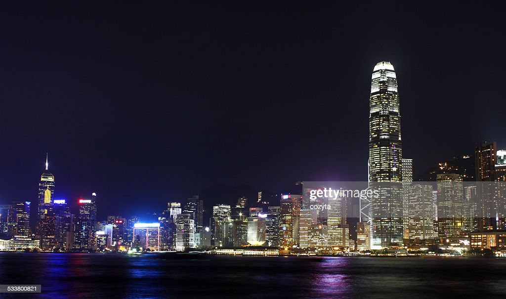 hong kong : Foto stock