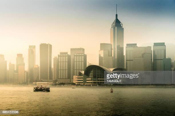 hong kong. - wanchai stock photos and pictures