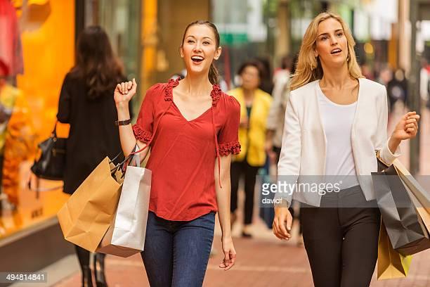 Hong Kong Shopping Women