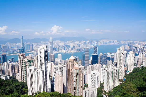 Hong Kong Skyline Wall Art