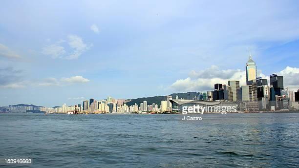 Hong Kong Skyline - Victoria Harbor