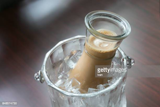 Hong Kong Style Ice Milk Tea