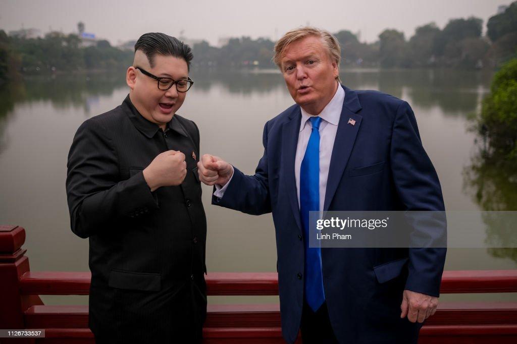 Vietnam To Host Kim-Trump Summit : News Photo