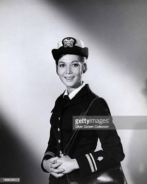 Hong Kongborn actress Nancy Kwan as Nurse Tomiko Momoyama in 'Nobody's Perfect' directed by Alan Rafkin 1968