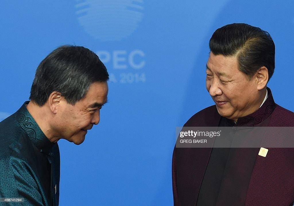 CHINA-APEC-SUMMIT : News Photo
