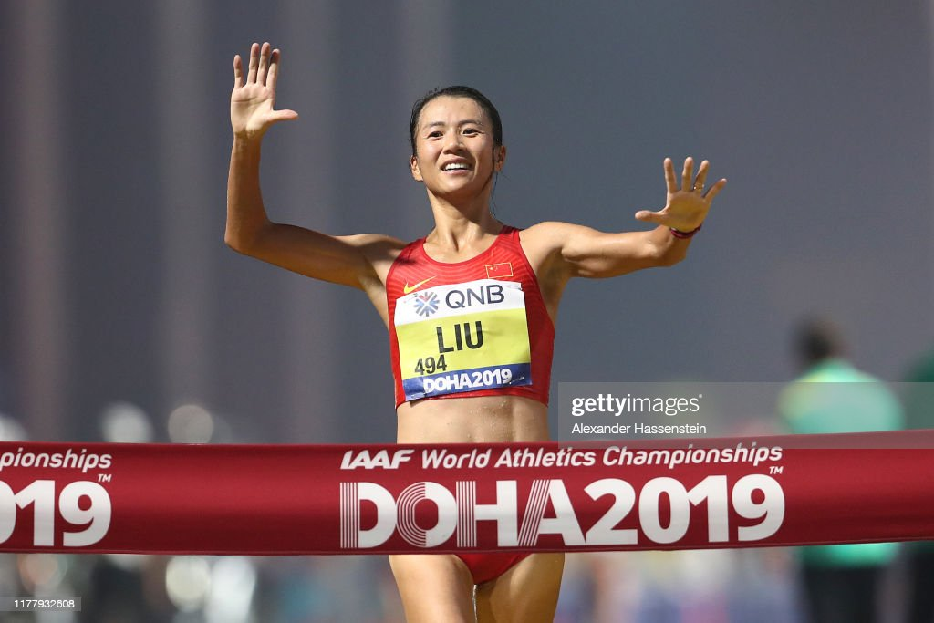 17th IAAF World Athletics Championships Doha 2019 - Day Three : News Photo