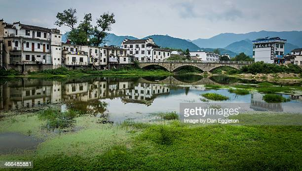Hongcun Village Reflections