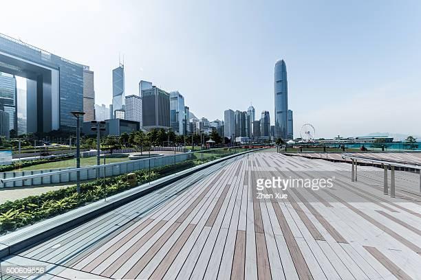 Hongkong IFC building