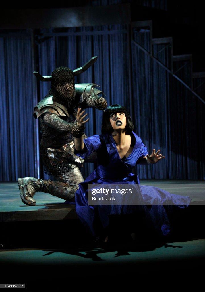 Henze's Phaedra At The Linbury Theatre : News Photo