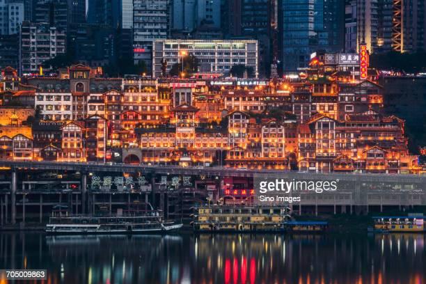 Hongyadong Hotel in Chongqing, China
