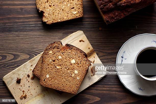 Honigkuchen (Honey Bread)