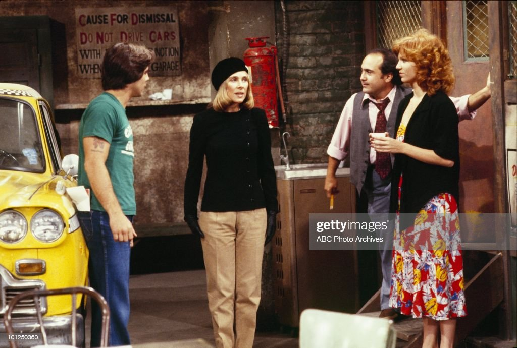 TAXI - 'Honor Thy Father' - Airdate on September 18, 1979. (Photo by ABC Photo Archives/ABC via Getty Images) TONY