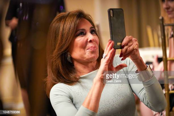 Honorable Jeanine Pirro attends Rescue Dogs Rock NYC Inaugural Benefit 2018 at The Harmonie Club on October 9 2018 in New York City