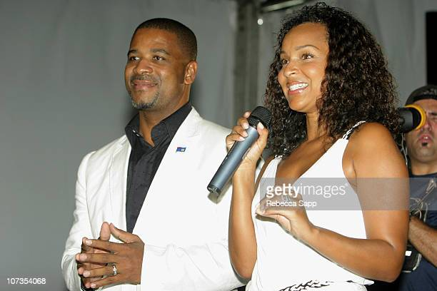 Honorable Michael E Misick Premier of Turks and Caicos and First Lady LisaRaye Misick