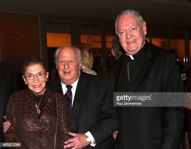 Honorable Ruth Bader Ginsburg Associate Justice of Supreme Court of the United States Barry Tucker President of the Richard Tucker Music Foundation...