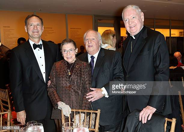 Honorable Samuel Alito Jr Associate Justice of Supreme Court of the United States Honorable Ruth Bader Ginsburg Associate Justice of Supreme Court of...