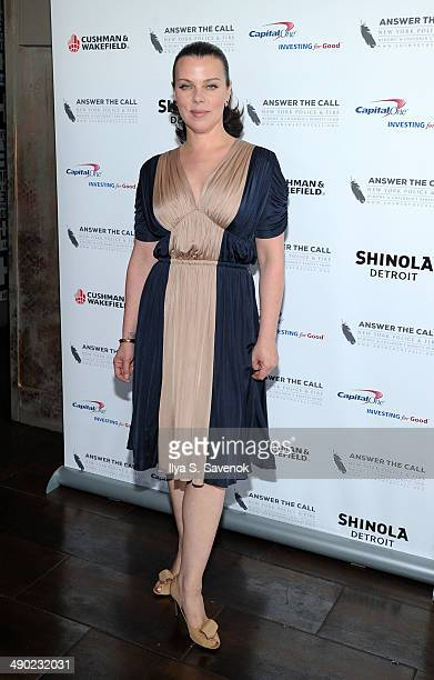 Honorary Chair Deborah Mazar attends the 2nd Annual New York Police Fire Widows' Children's Benefit Fund Kick Off To Summer Benefit at Empire Hotel...