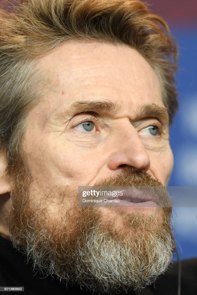 Hommage Willem Dafoe Press Conference - 68th Berlinale International Film Festival